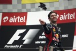 F-1 2013 : Red Bull Jamin Webber Bersedia Turun di GP F1 China