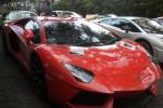 26 Lamborghini Turing ke Solo, Semarang-Solo