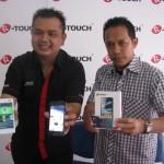 K Touch Lotus II Dibanderol Murah