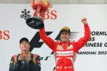 GP CHINA : Ban Soft, Buat Alonso Rajai GP China