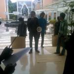 Didemo Mahasiswa, Adik Prabowo Subianto Pamer Ladang Minyak