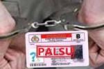 PEMALSUAN SIM KLATEN : Sodorkan SIM Palsu Saat Razia, Warga Gunungkidul Dibekuk
