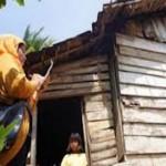 AKSI SOSIAL : Kodim Temanggung Bedah Rumah Pejuang Veteran