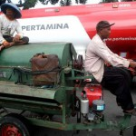 Ilustrasi Mobil Tangki Pertamina JIBI/Harian Jogja/Desi Suryanto