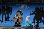 100 Perupa akan Terjun dalam Ngabuburit Mural Pancasila di Kridosono