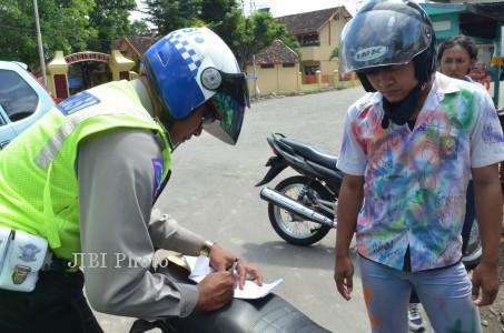 Warga Surabaya Siap-Siap, E-Tilang akan Diberlakukan Per 14 Januari