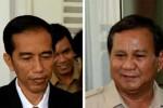PILPRES 2014 : Undian Capres, Prabowo Datang dari Barat, Jokowi dari Timur