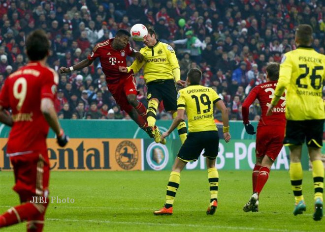 PREDIKSI BORUSSIA DORTMUND Vs BAYERN MUNICH : Dortmund Andalkan Serangan Balik