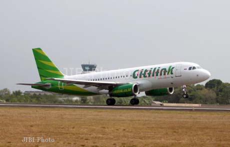 Pilot Ngelantur & Pesawat Delay 65 Menit, Ini Penjelasan Citilink