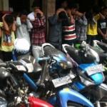GENG MOTOR BANTUL : Tak Hanya Tawuran, Diduga Juga Merampok