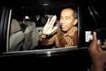 JOKOWI CAPRES : Bertandang ke Rumah Radjiman, Jokowi Sapa Petani