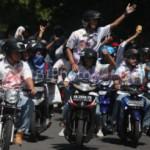 PENGUMUMAN UN : Polisi Datang, Konvoi Kelulusan di Kulonprogo Bubar