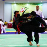 KEJUARAAN PENCAK SILAT BELGIA TERBUKA : Indonesia Juara Umum