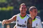 JELANG REAL MADRID Vs ATLETICO MADRID : Ramos & Pepe Masuk Skuat Final Copa del Rey