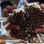 ROKOK ILEGAL : Bea Cukai Akui Tak Ajak Polisi Tangkap Pemilik Rokok Tanpa Cukai