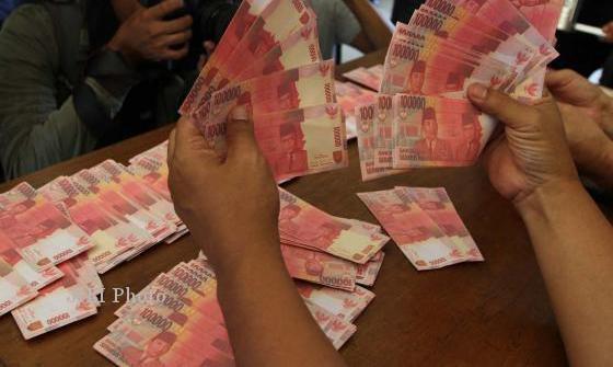UANG PALSU BATANG : 3 Pengedar Upal Ditangkap di Batang