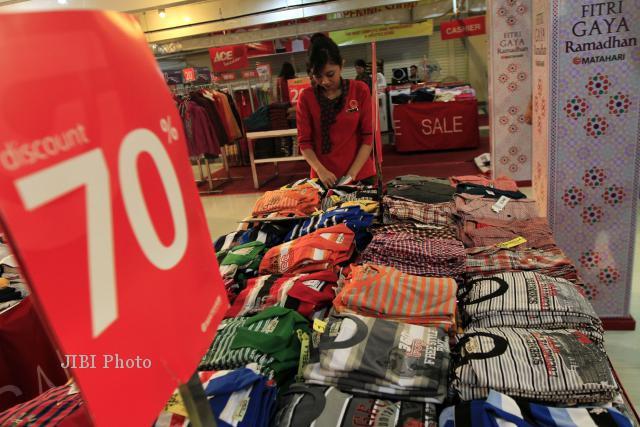 INFO BELANJA : Tenant Solo Grand Mall Bersaing Beri Diskon, Ini Daftarnya...