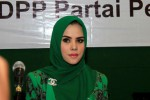 HASIL PEMILU 2014 : Tertinggi di PPP, Angel Lelga Gagal ke Senayan
