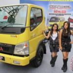 Mitsubishi Masih Jadi Raja di Pasar Truk Ringan