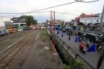 Kawasan simpang Joglo, Kadipiro Banjarsari Solo (Burhan A/JIBI/Solopos)