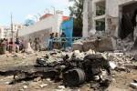 16 Tewas Akibat Bom Bunuh Diri di Kantor PBB Mogadishu