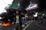 KENAIKAN HARGA BBM : Mahasiswa Bertekad Turunkan SBY