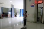 Fasilitas Sisi Barat Terminal Tirtonadi Rusak