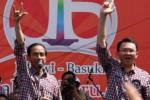 Inilah Bisik-Bisik Jokowi-Ahok Saat Berduaan di Proyek MRT