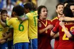PREDIKSI BRAZIL Vs SPANYOL :