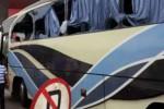 Bus Pemain Persib Diserang Suporter Persija