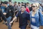 MARADONA KE INDONESIA: Emoh Jadi Alat Politik, Janji Datang Lagi