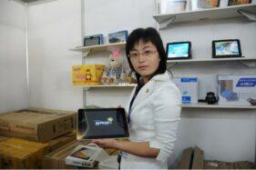 Inilah Tablet Pertama Bikinan Korea Utara