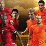 INDONESIA VS BELANDA: Greg Nwokolo Bilang Pemain Belanda Agak Kasar