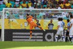 URUGUAY Vs ITALIA :  Davide Astori Bikin Italia Memimpin 1-0