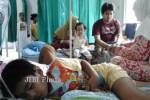 KASUS KERACUNAN : Hadiri Pesta Ulang Tahun, Ratusan Warga di Pekalongan Keracunan