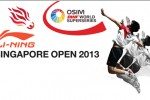 Singapore Open 2013 : Linda Dikeroyok Pemain China, Tommy Vs Nguyen