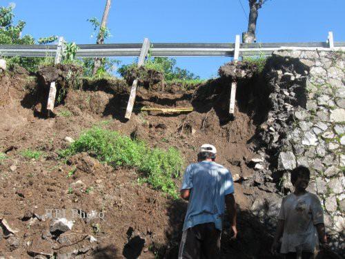 BENCANA ALAM JATENG : 6 Bulan, Jateng Dilanda 969 Bencana Alam