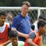 INDONESIA VS BELANDA: Ini Kata Van Gaal Tentang Tim Garuda