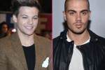ONE DIRECTION Vs THE WANTED : Max Wanted Tuding Louis Gay