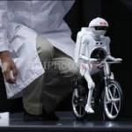 Tim Robot Pens Masuk 8 Besar Dunia