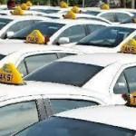 TRANSPORTASI SOLO : Taksi Pelat Kuning Mulai Memanfaatkan Aplikasi Pemesanan Online