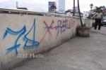 AKSI VANDALISME : PBB Bantah Tudingan Aksi Vandalisme Didalangi Klub Motor
