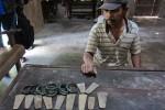 TEMUAN ARTEFAK WONOGIRI : 11 Kapak Persegi Ditemukan saat Tanam Pohon Jati