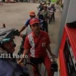 DISTRIBUSI BBM : Pertamina Pastikan Stok BBM di Karimunjawa Terpenuhi