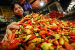 Harga Cabai di Pasar Legi Solo Naik Turun, Telur Melonjak