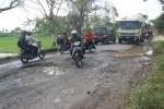 Banyak Jalan Berlubang, Pemkab Sukoharjo Siapkan Rp5 Miliar untuk Perbaikan