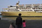 MUDIK LEBARAN 2013 : 2 Kapal Digratiskan untuk Pemudik Bermotor