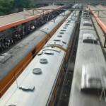 KERETA SOLO-JOGJA : PT INKA : 2017 Kereta Listrik Melintasi Solo-Jogja
