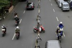 KEMACETAN SOLO : Dipasang Barikade, Lalu Lintas Pasar Gede Kian Parah