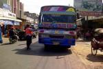 Nekat Langgar Verboden, Puluhan Bus Terjaring Razia